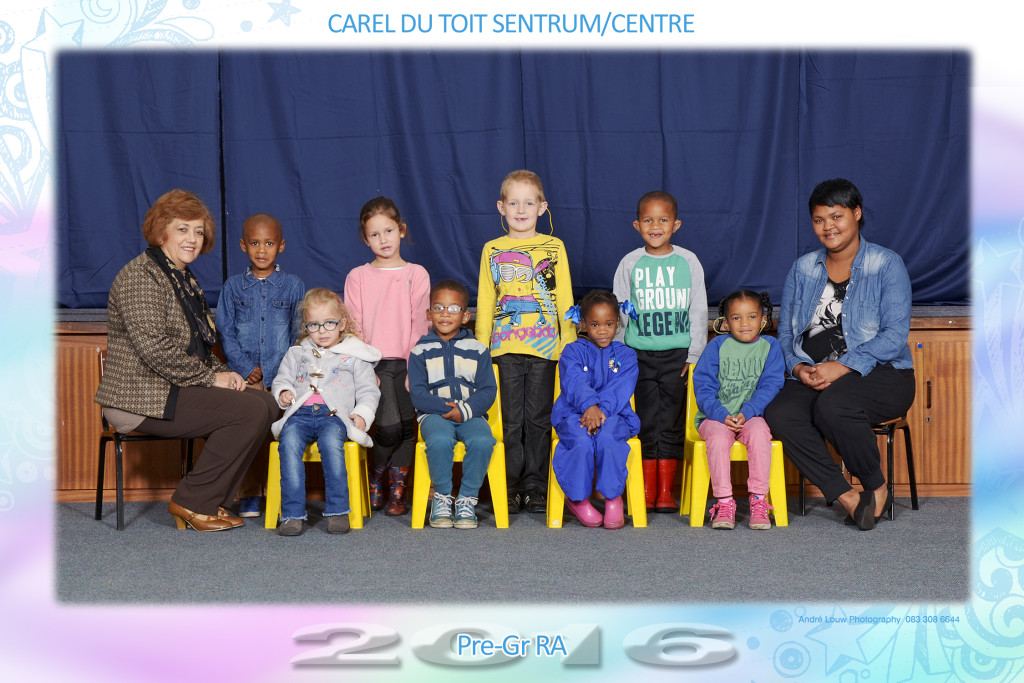 Carel du Toit Centre for Children with Hearing Impairement Pre-Primary School Grade R